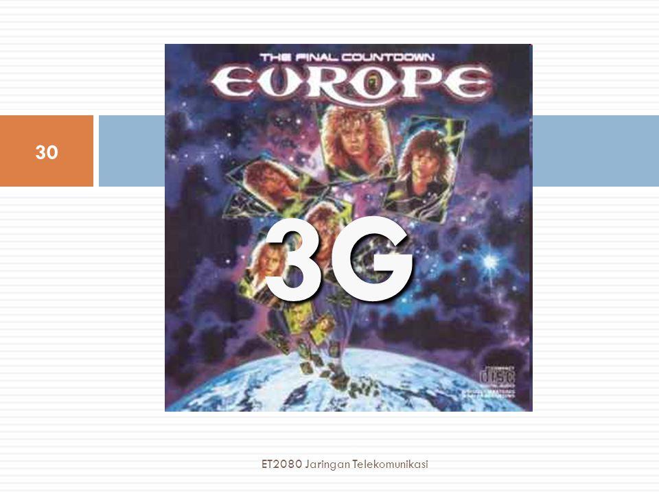 3G ET2080 Jaringan Telekomunikasi