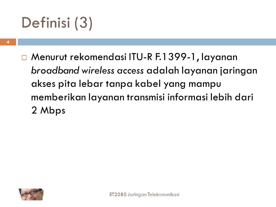 Definisi (3)