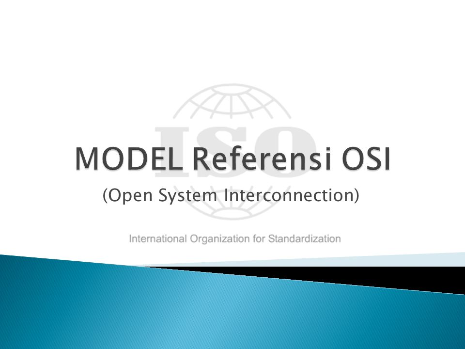 (Open System Interconnection)