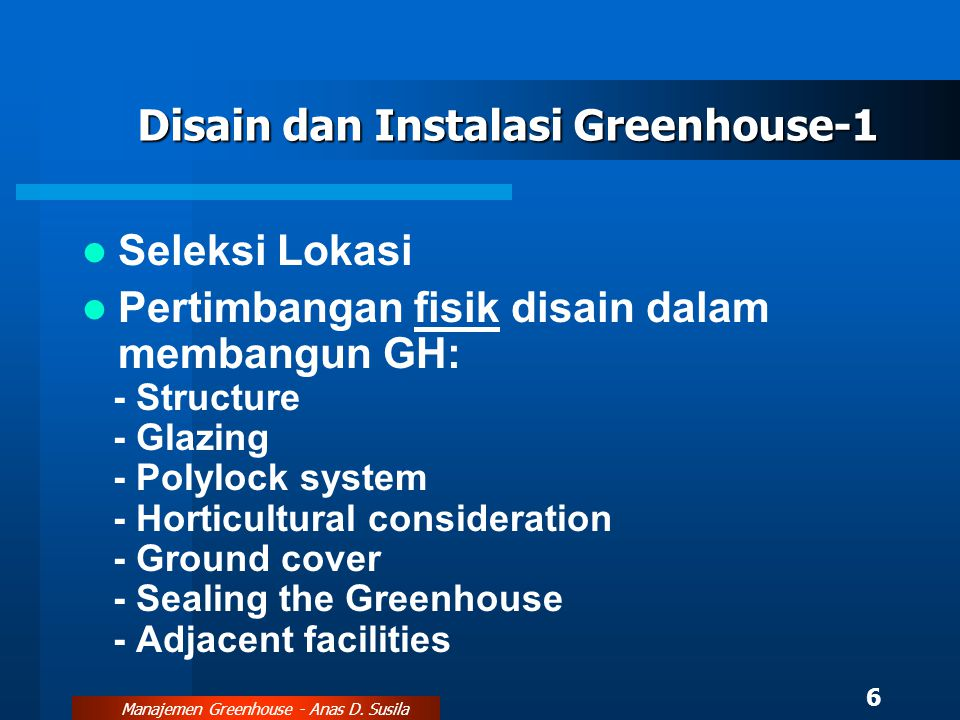 Disain dan Instalasi Greenhouse-1