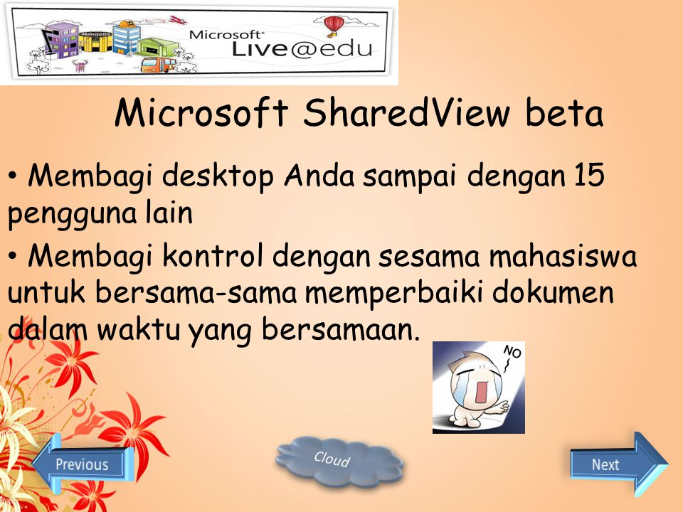 Microsoft SharedView beta
