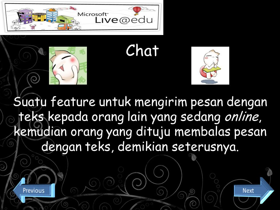 end Chat.