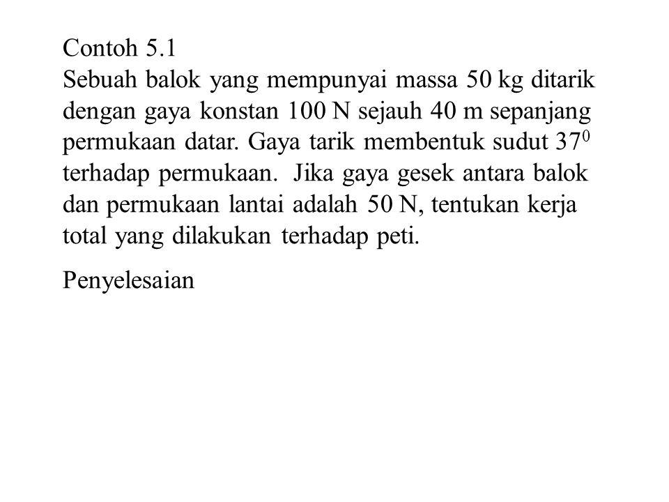 Contoh 5.1