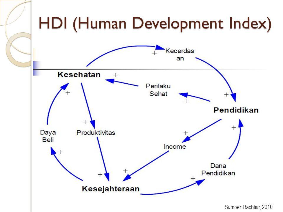HDI (Human Development Index)