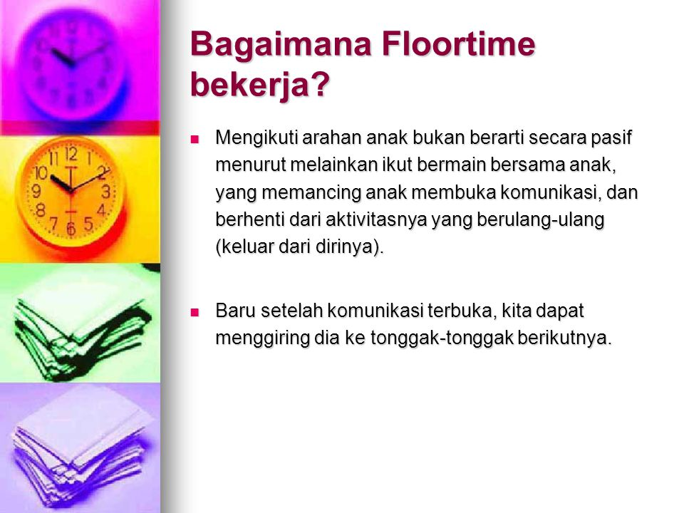 Bagaimana Floortime bekerja