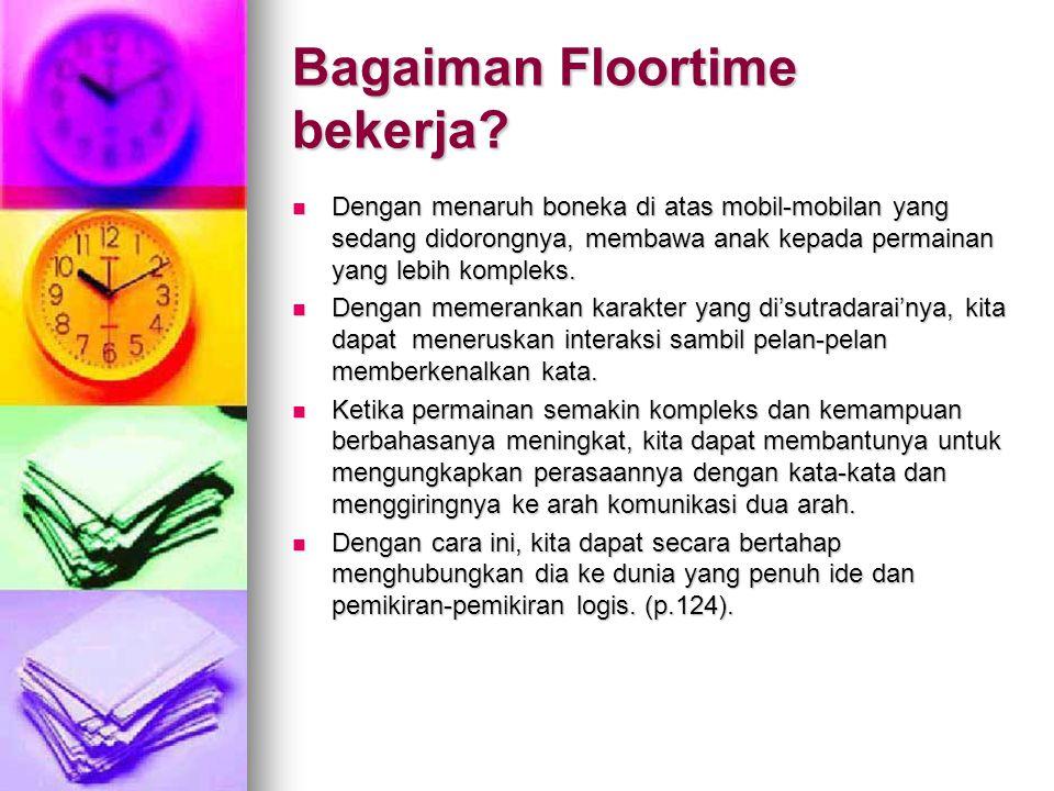 Bagaiman Floortime bekerja
