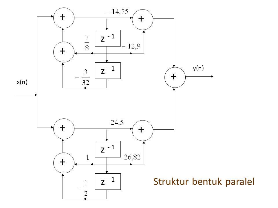 Struktur bentuk paralel