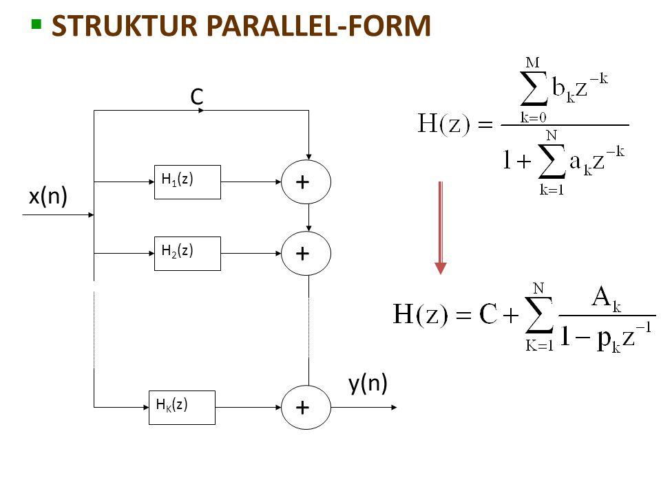 STRUKTUR PARALLEL-FORM