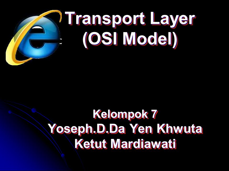 Transport Layer (OSI Model)