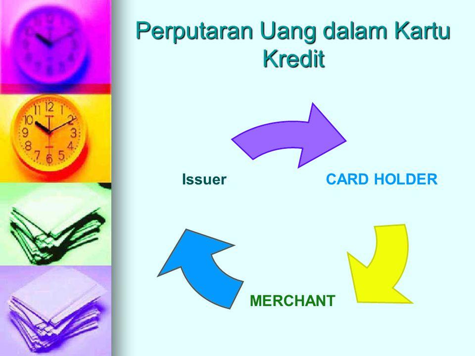 Perputaran Uang dalam Kartu Kredit