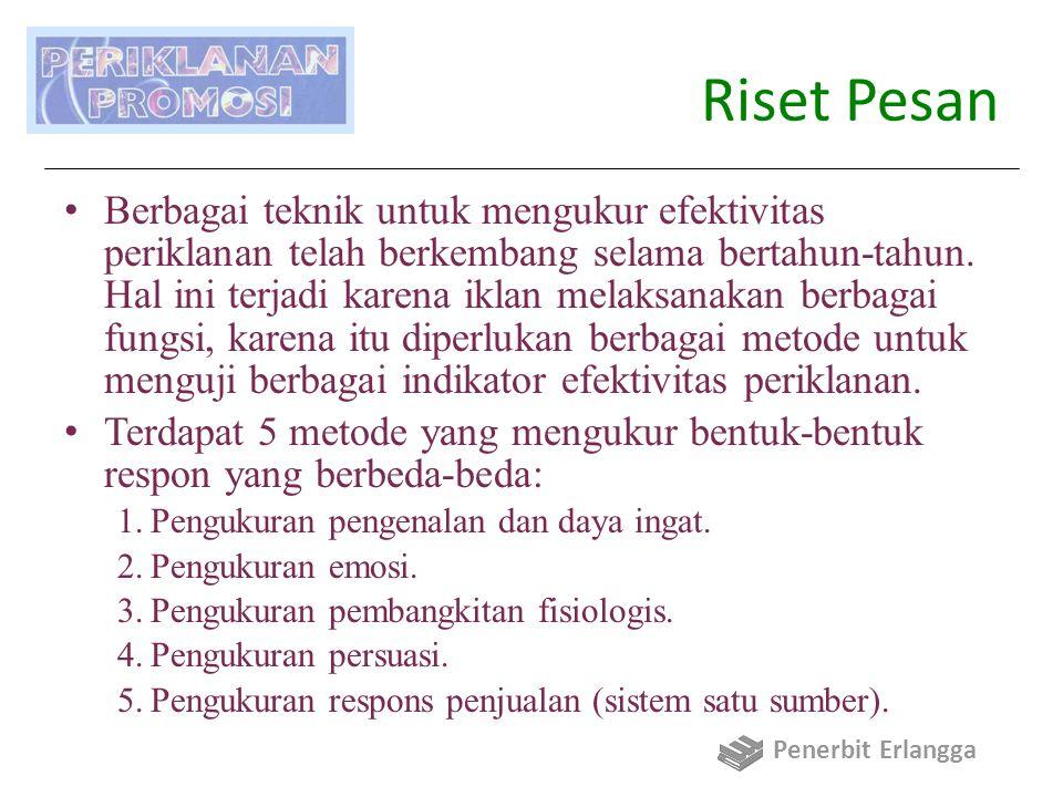 Riset Pesan