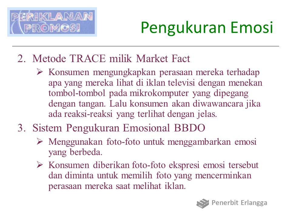Pengukuran Emosi Metode TRACE milik Market Fact