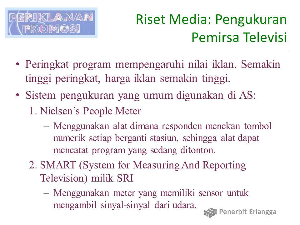 Riset Media: Pengukuran Pemirsa Televisi
