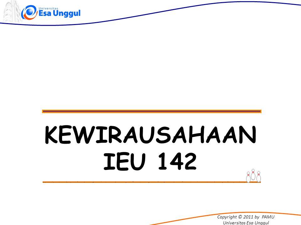 KEWIRAUSAHAAN IEU 142