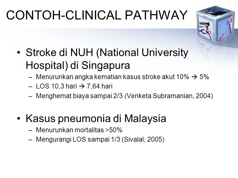 CONTOH-CLINICAL PATHWAY