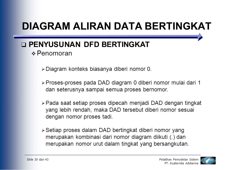 Data flow diagramdfd diagram aliran datadad ppt download diagram aliran data bertingkat ccuart Images
