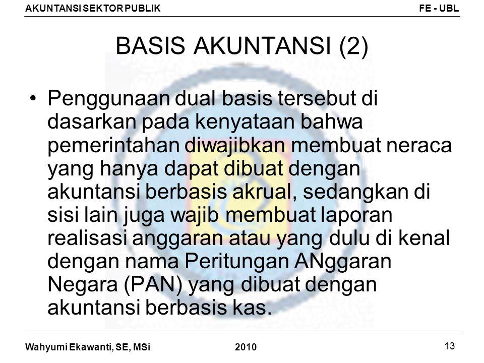 BASIS AKUNTANSI (2)