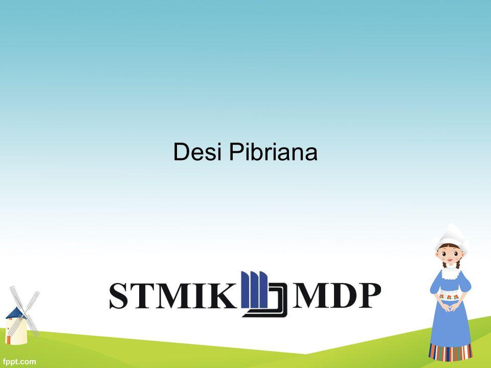 Desi Pibriana