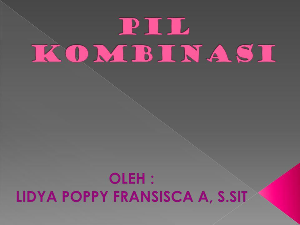 OLEH : LIDYA POPPY FRANSISCA A, S.SIT
