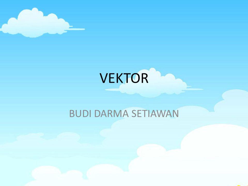 VEKTOR BUDI DARMA SETIAWAN