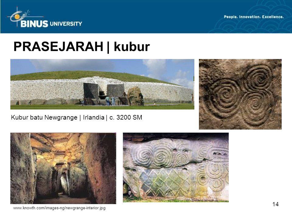 PRASEJARAH | kubur Kubur batu Newgrange | Irlandia | c. 3200 SM 14