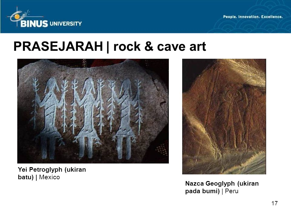 PRASEJARAH | rock & cave art