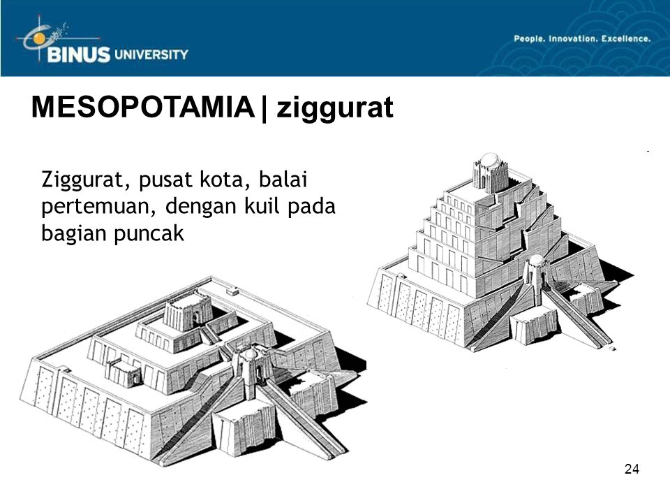 MESOPOTAMIA | ziggurat