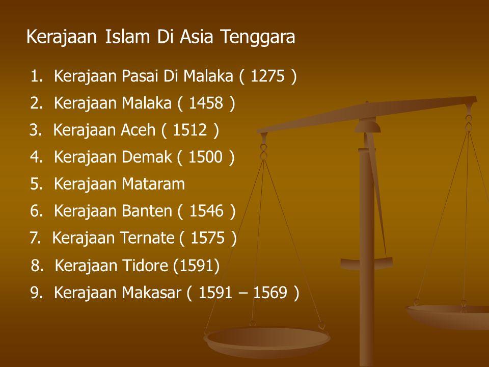 Kerajaan Islam Di Asia Tenggara