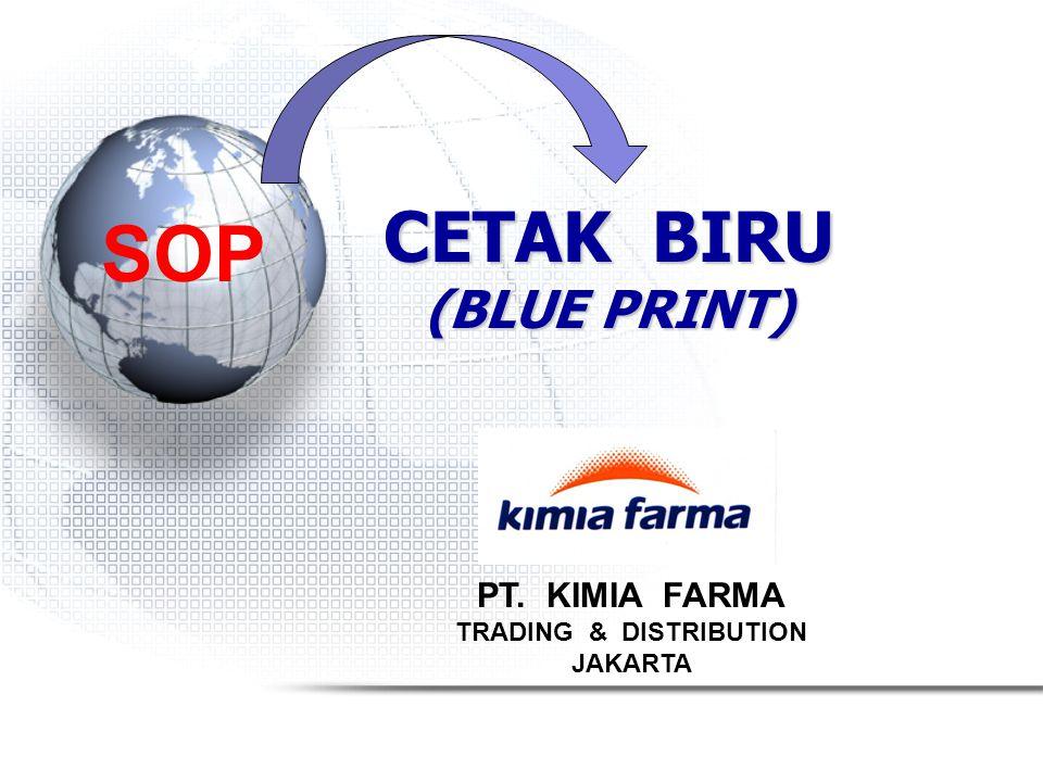 CETAK BIRU (BLUE PRINT)