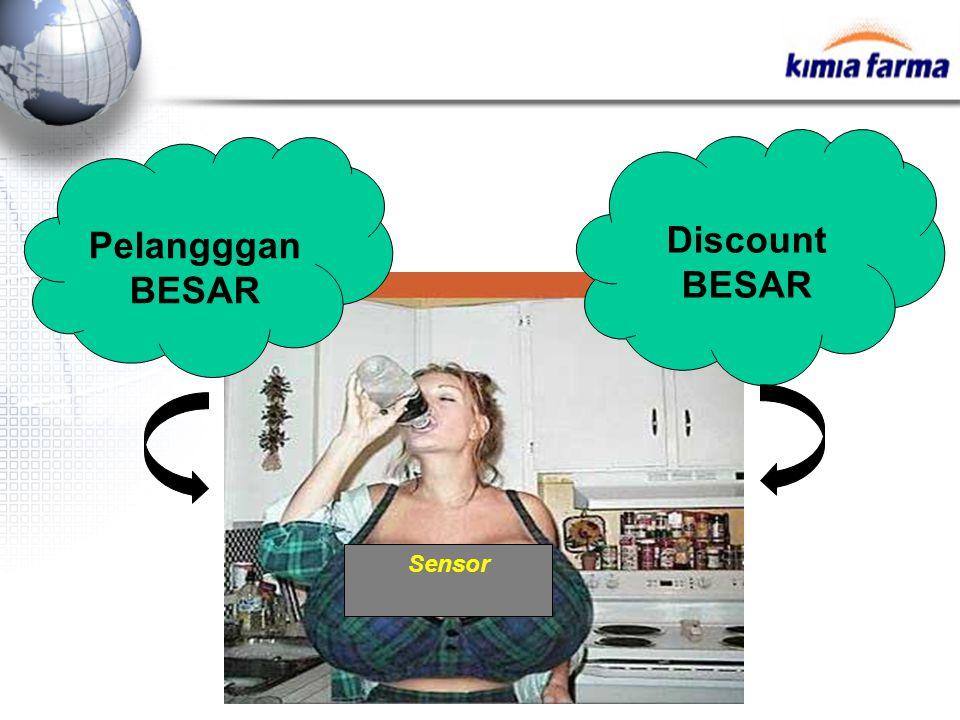 Discount BESAR Pelangggan BESAR