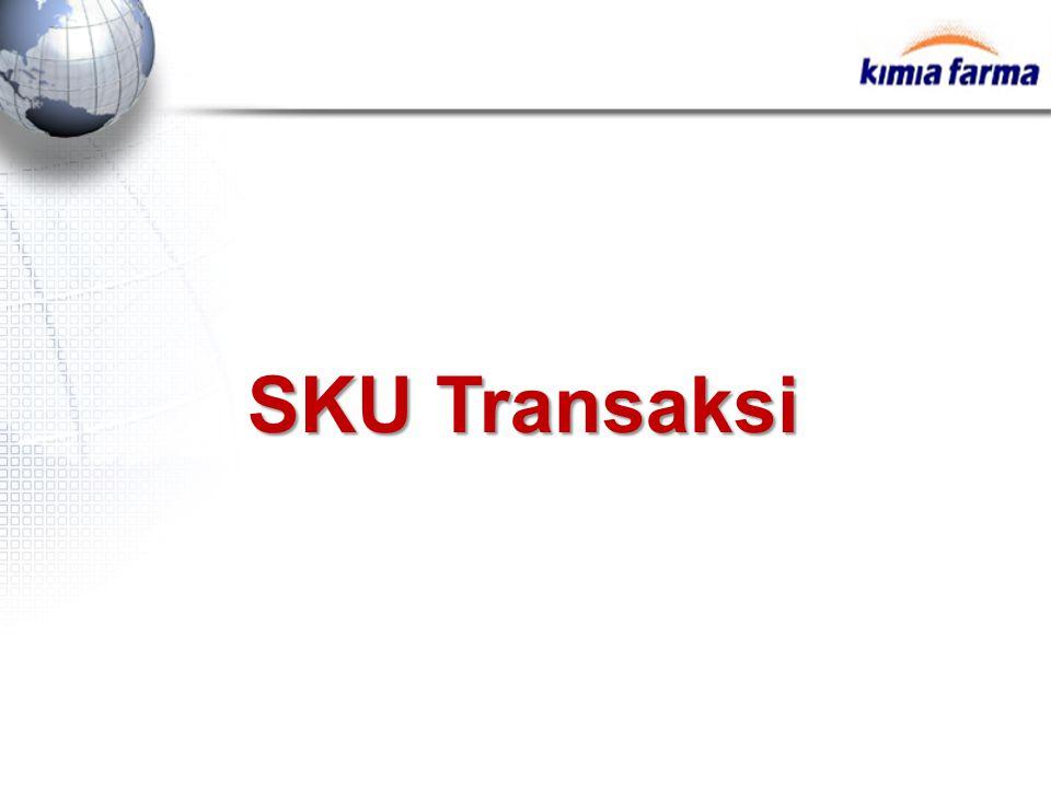 SKU Transaksi