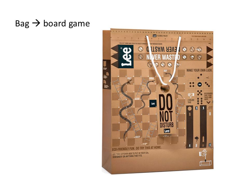 Bag  board game