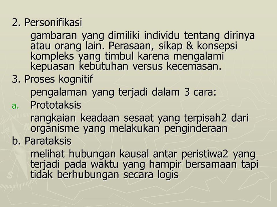 2. Personifikasi