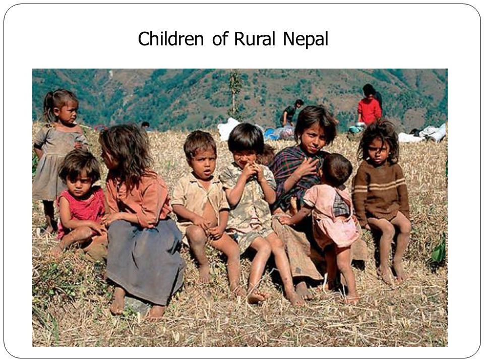 Children of Rural Nepal