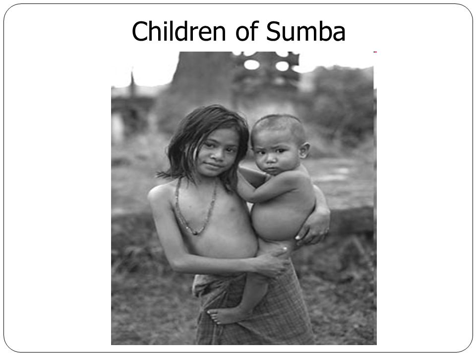 Children of Sumba