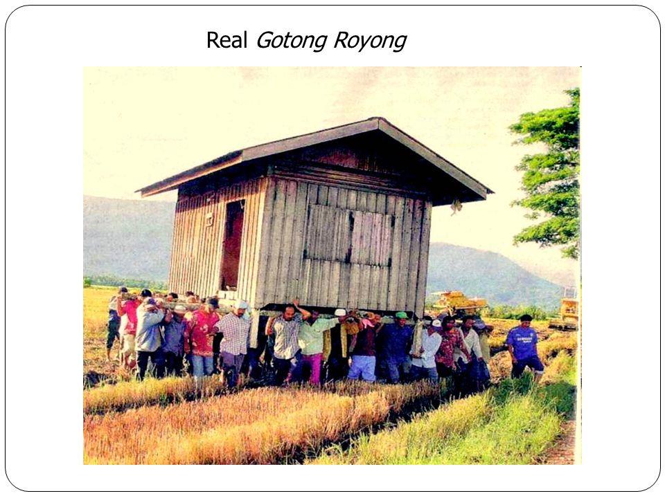 Real Gotong Royong