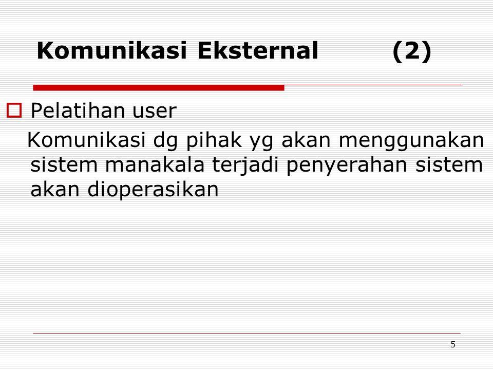 Komunikasi Eksternal (2)