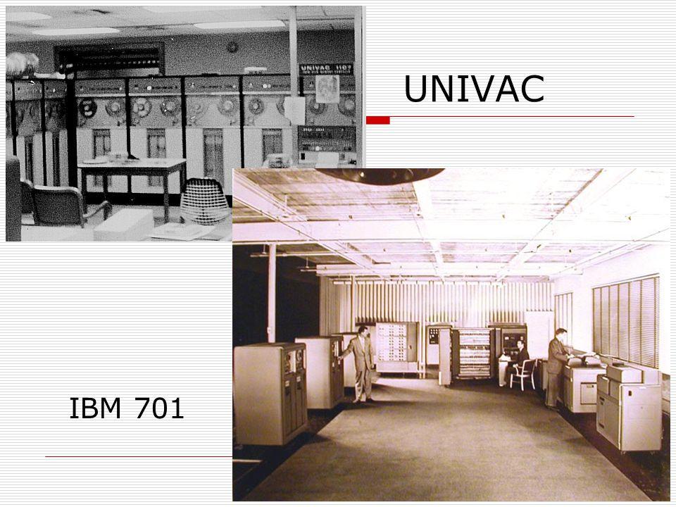 UNIVAC IBM 701