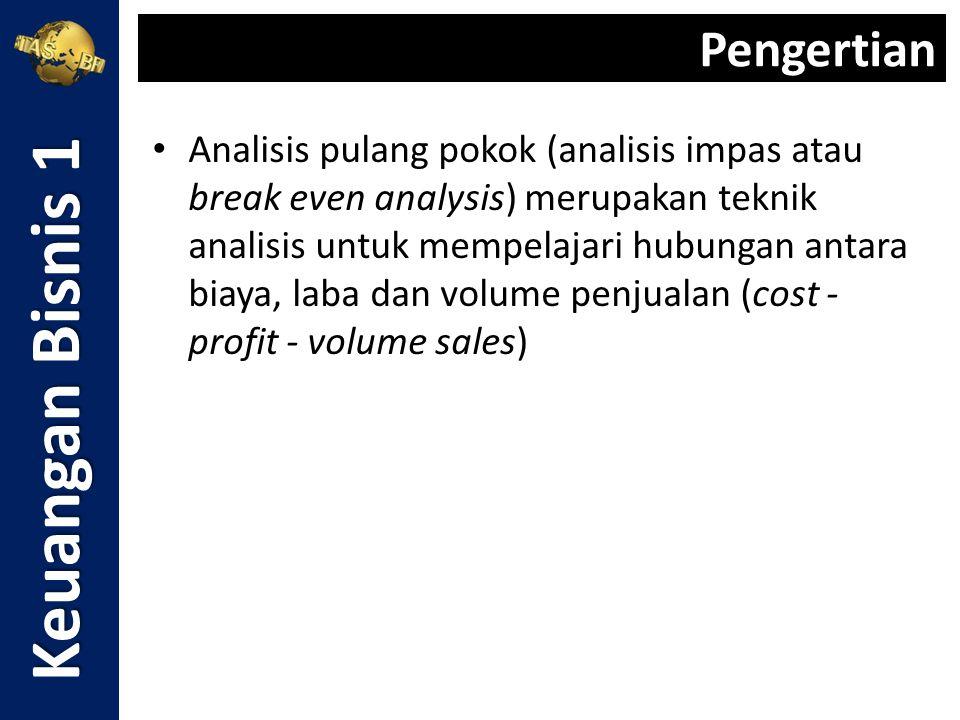 Keuangan Bisnis 1 Pengertian