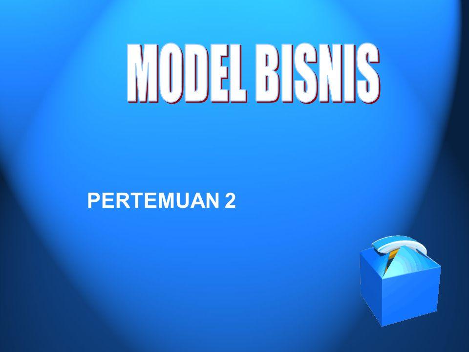 MODEL BISNIS PERTEMUAN 2