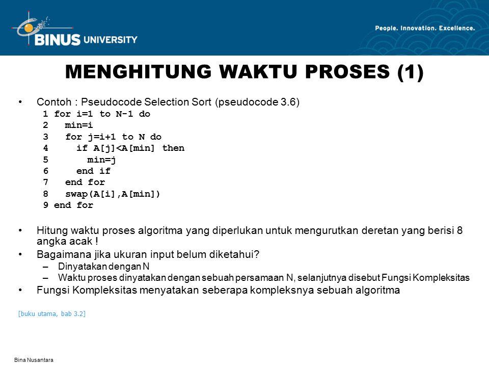MENGHITUNG WAKTU PROSES (1)
