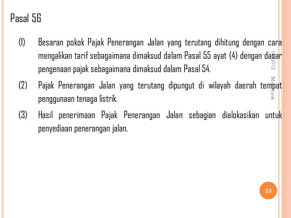 Pasal 56 (1)