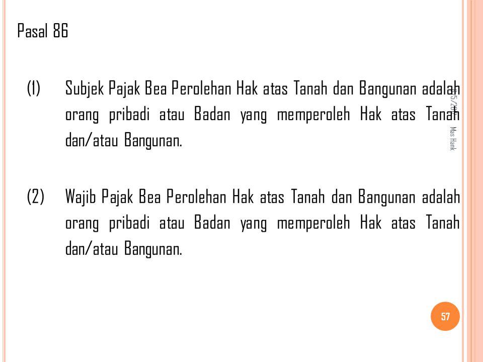 Pasal 86 6/5/2012. (1)