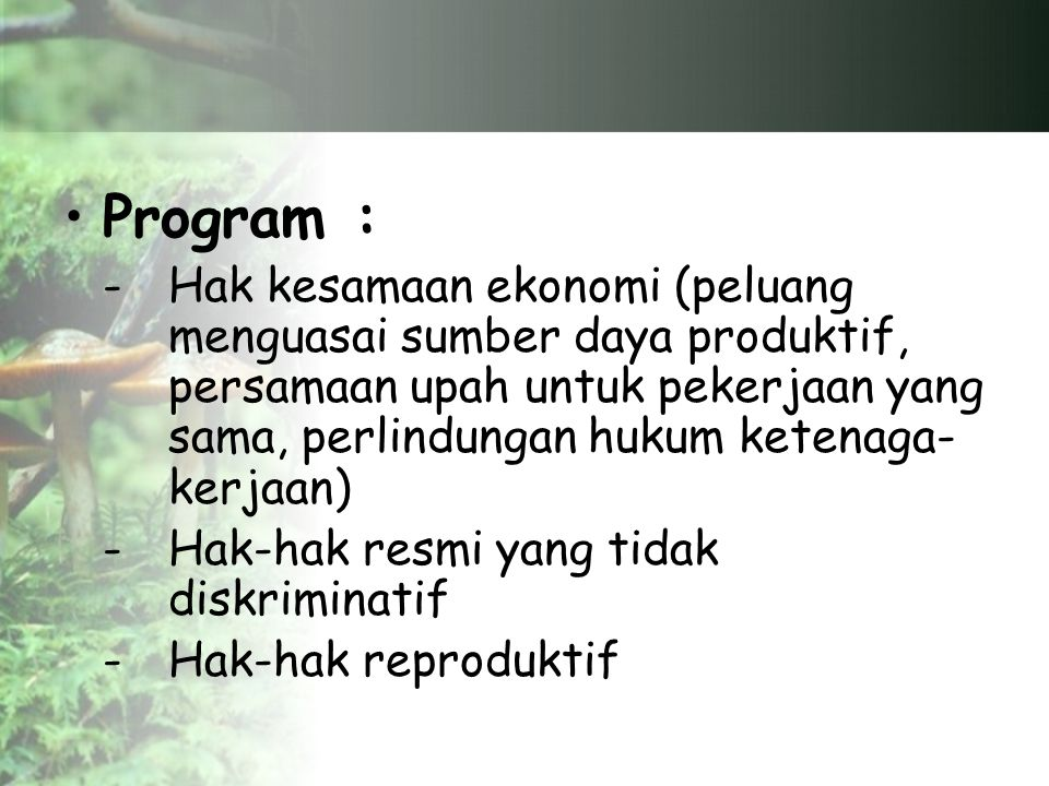 Program :