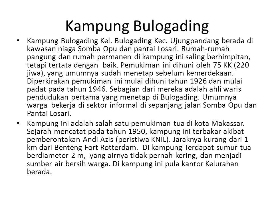 Kampung Bulogading