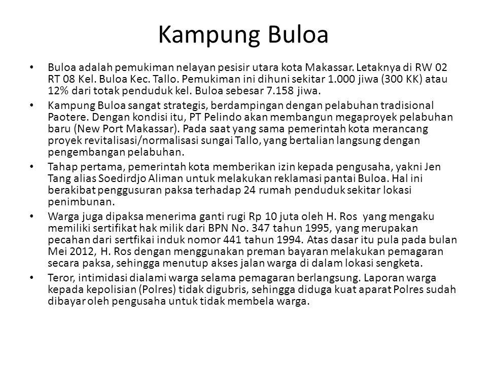 Kampung Buloa