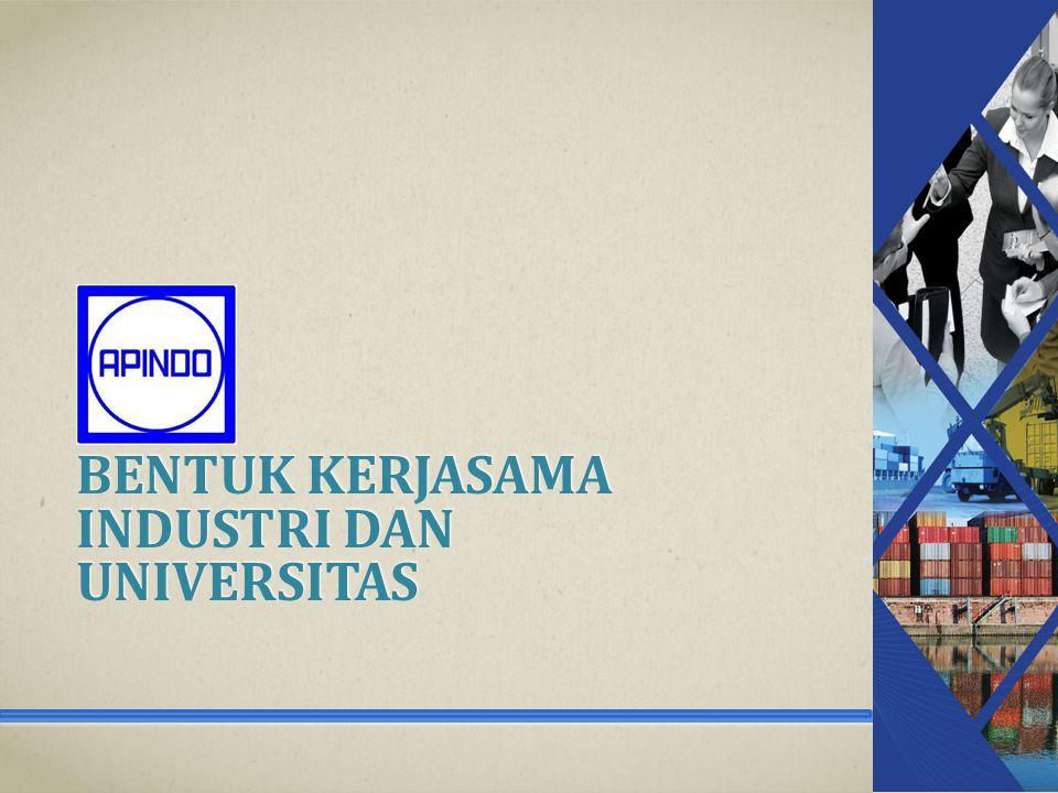 Bentuk kerjasama industri dan universitas