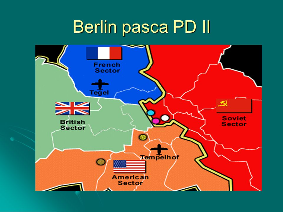 Berlin pasca PD II