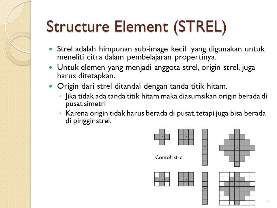 Structure Element (STREL)