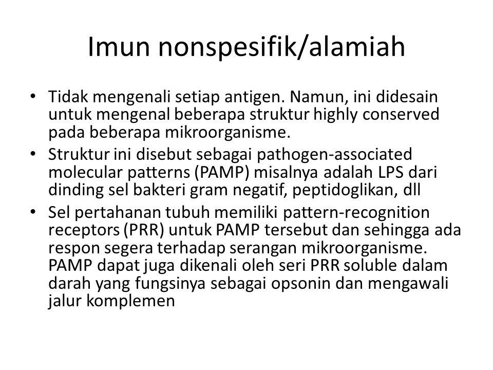 Imun nonspesifik/alamiah